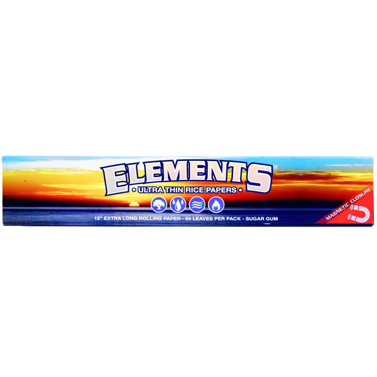 papel elements extra long precio