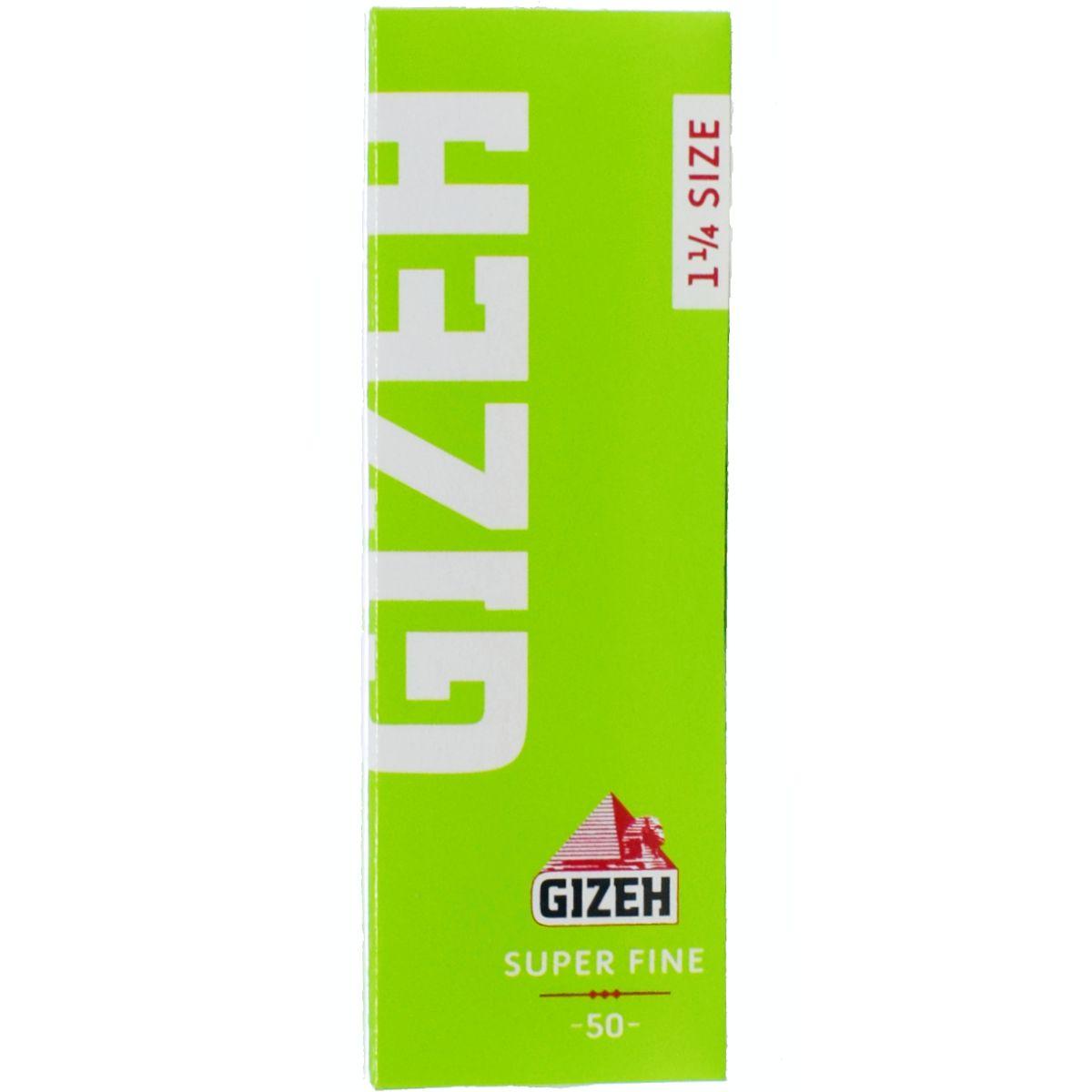 papel gizeh super fine 77mm