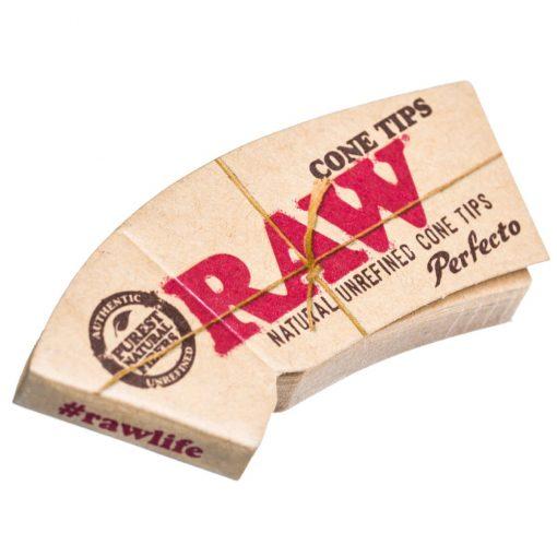 filtros conos para fumar raw perfecto