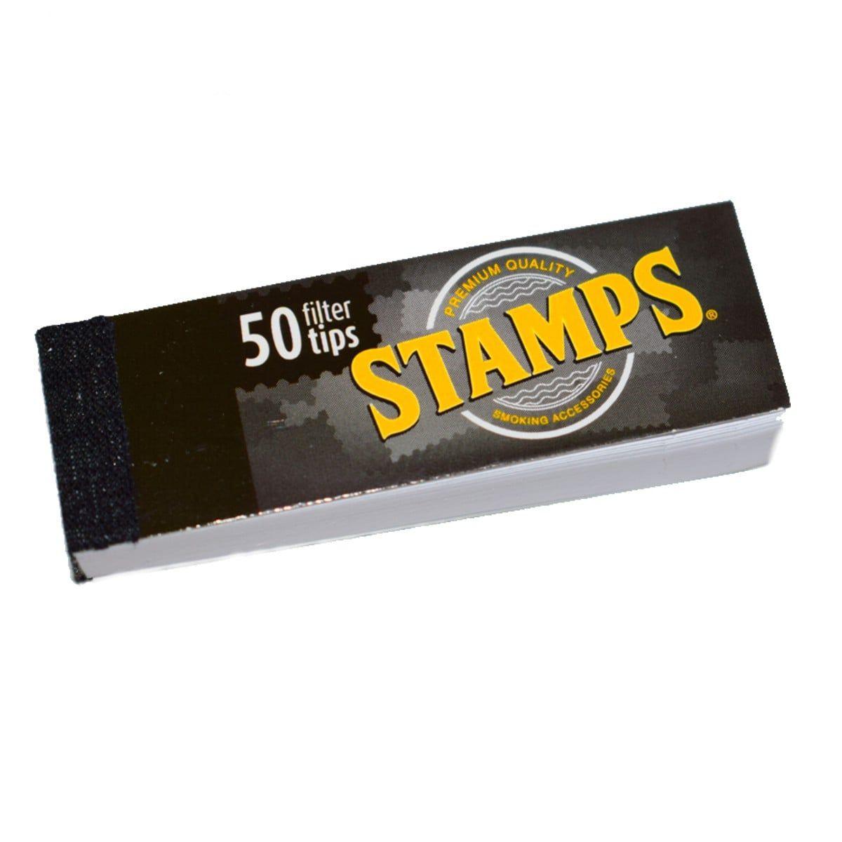 filtros stamps de carton