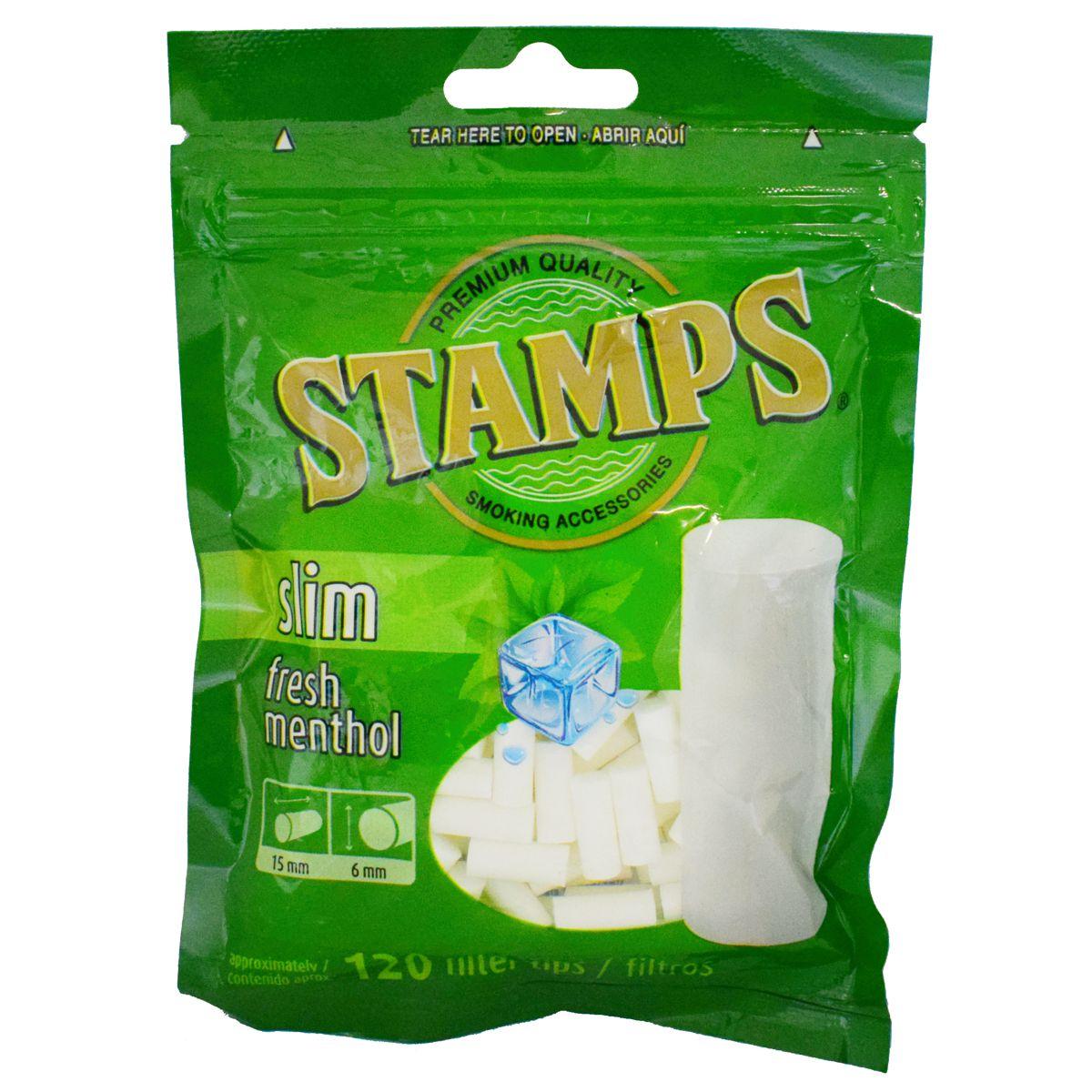filtros stamps menthol venta