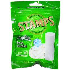 filtros stamps regulr mentol
