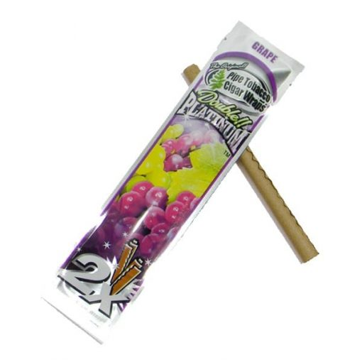 papel blunt wrap grape fumador articulos