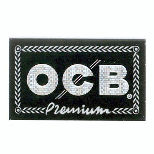 papel ocb premium negro doble librito
