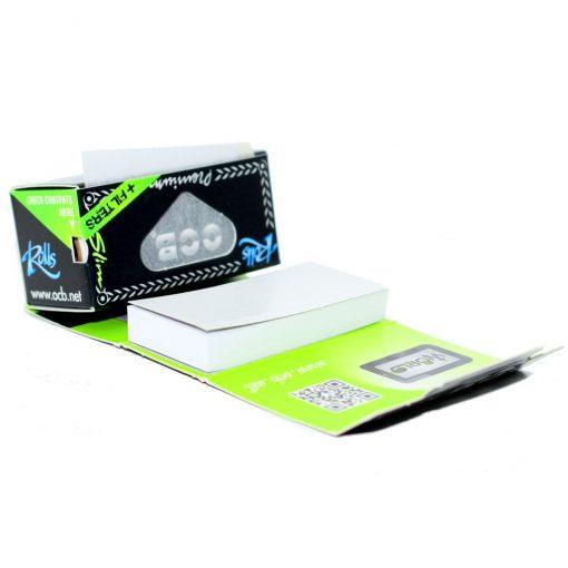 papel ocb rolls slim premium