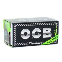 papel ocb rolls slim premium tips