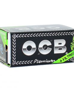 papel ocb rolls slim premium tips