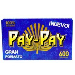papel pay pay 600 bloc precios