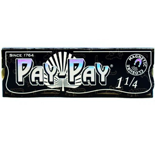 papel pay pay negro con iman
