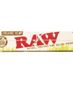 papel raw organico king size precio