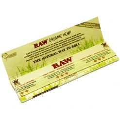 papel raw organic king size venta