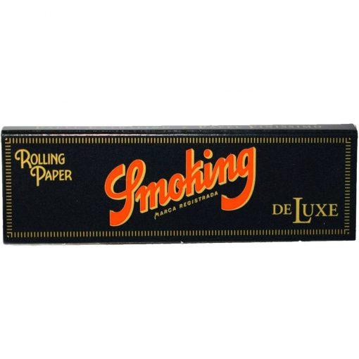 papel smoking black deluxe precio