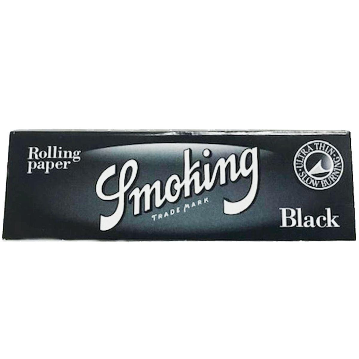 papel smoking black venta online