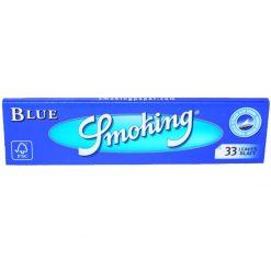 papel smoking blue king size precio