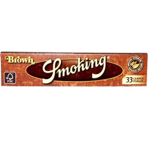 papel smoking brown king size venta online