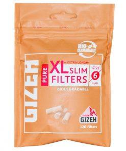 filtros gizeh slim xl pure grow shop