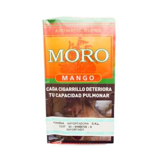 moro tabaco mango precios online