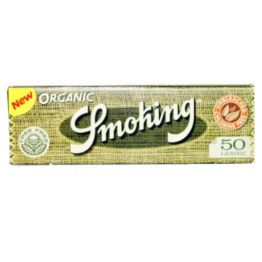 papel smoking organico fumar precio