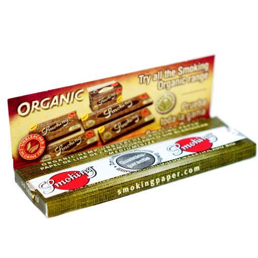 papel smoking organico fumar precio comprar