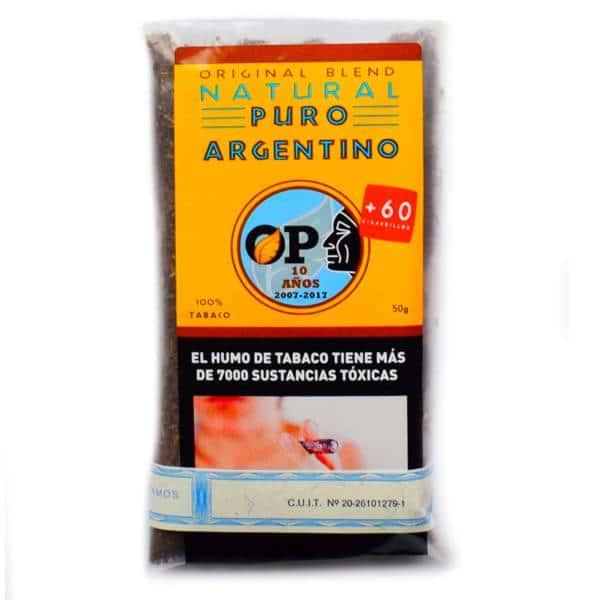 puro argentino tabaco natural precios