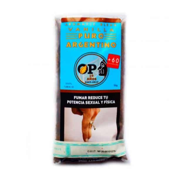 puro argentino tabaco vanilla venta online