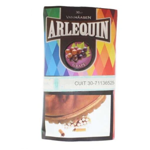 arlequin tabaco grape 30gr precios grow shop