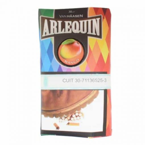 arlequin tabaco mango 30gr precios online