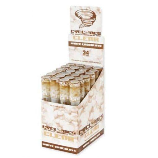 cyclones tubo chocolate blanco precios mayoristas