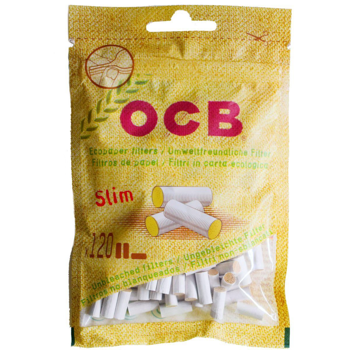 filtros ocb slim eco grow shop