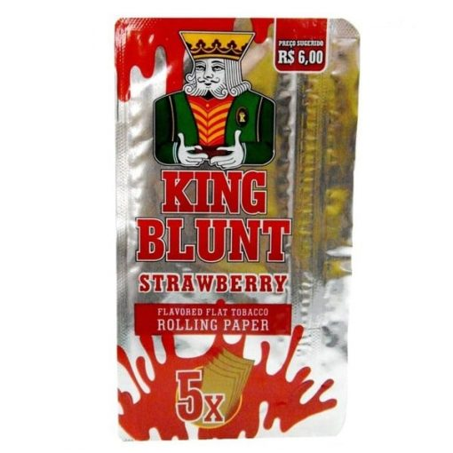 king blunt frutilla venta online