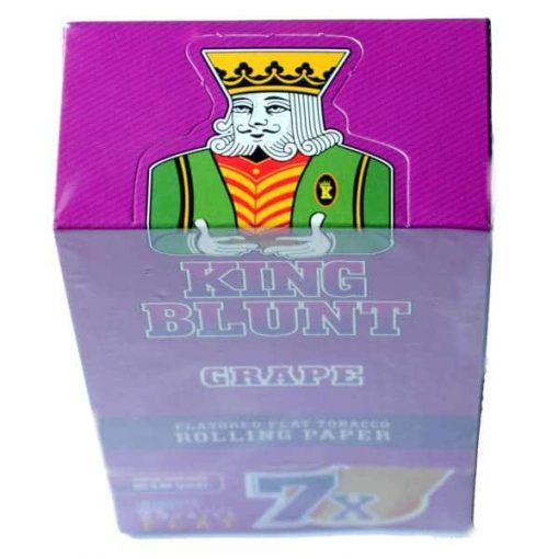king blunt uva x 25u grow shop mayorista