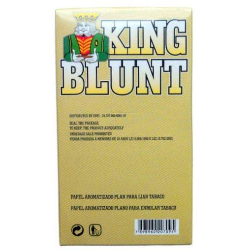 king blunt vainilla x 25u venta online