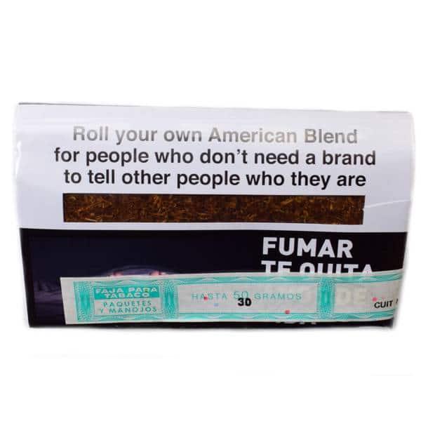 mac baren no name american tabaco 30gr precios online