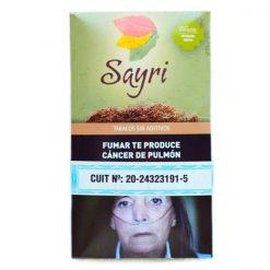 sayri tabaco amasado nativo 50gr venta online
