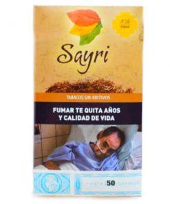 sayri tabaco original 50gr precios online