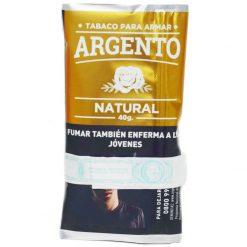 tabaco argento natural precio online