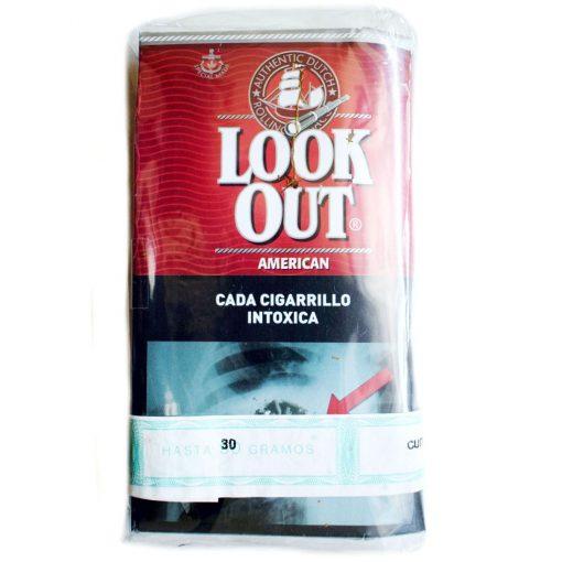 tabaco look out american precio