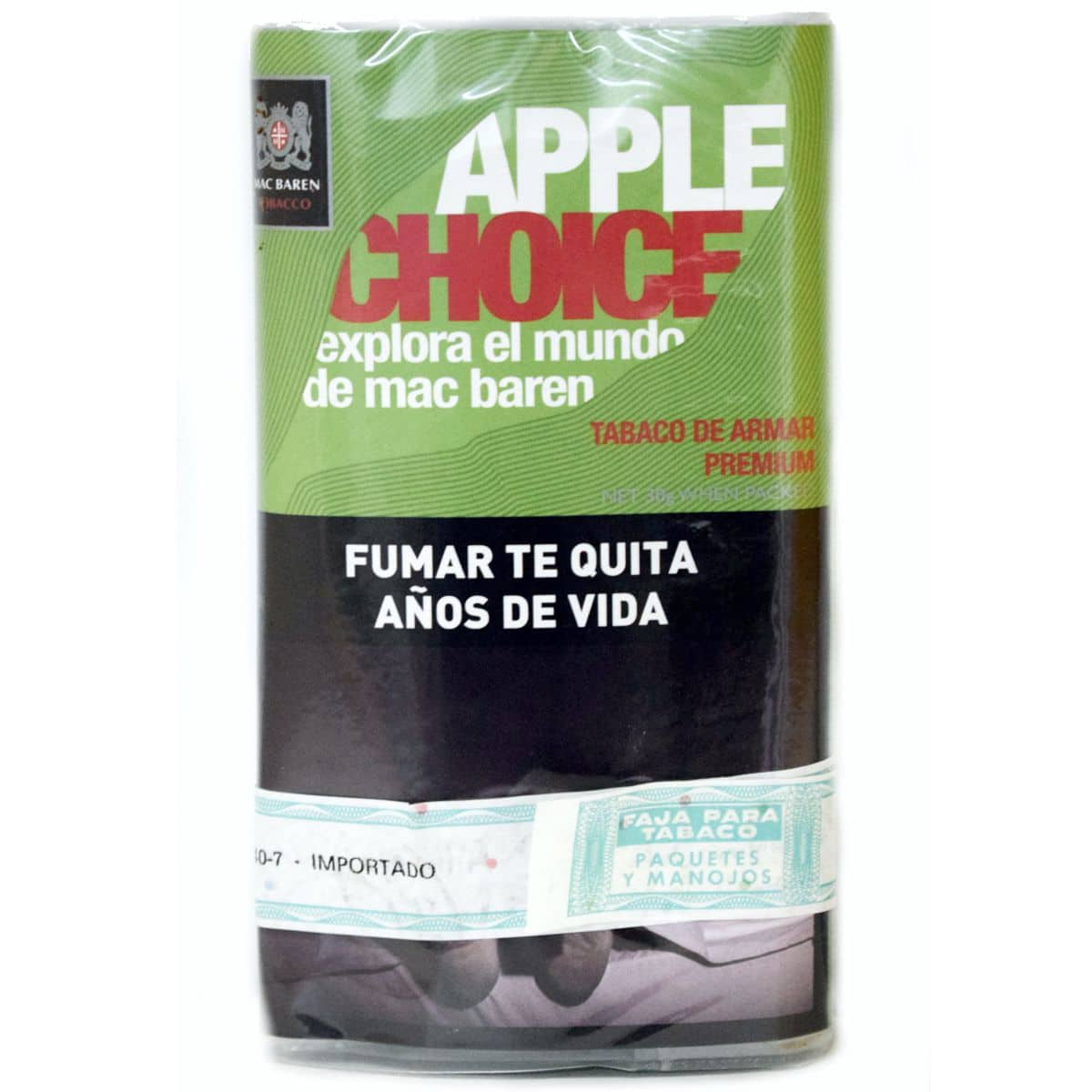 tabaco mac baren apple precio tabaqueria