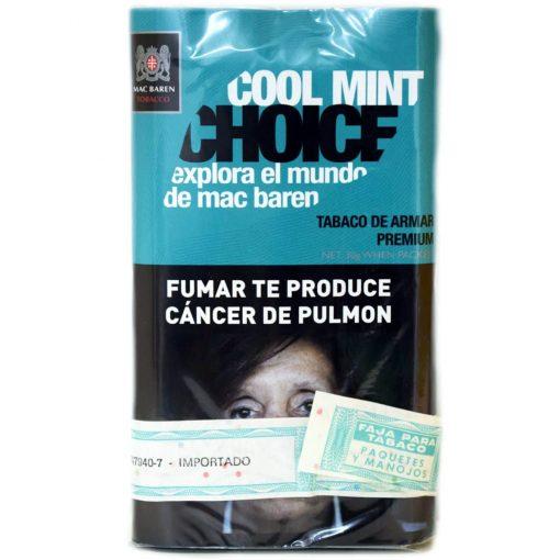 tabaco mac baren cool mint precio