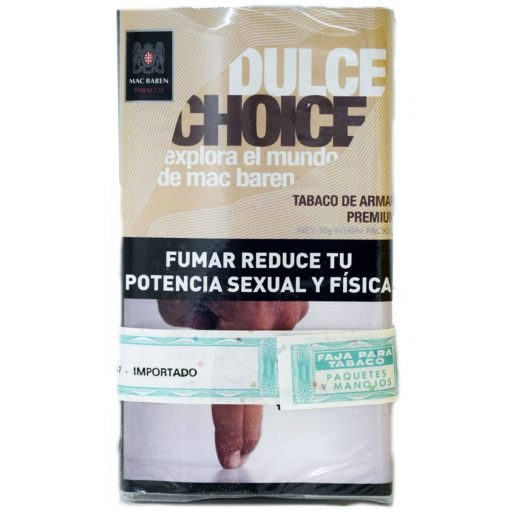 tabaco mac baren dulce de leche precio