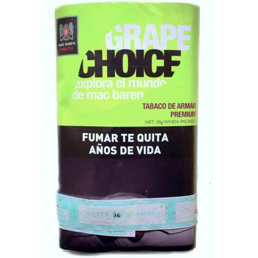 tabaco mac baren uva precio