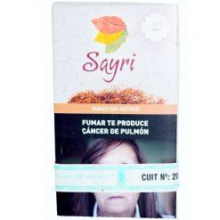 tabaco sayri claro precio venta