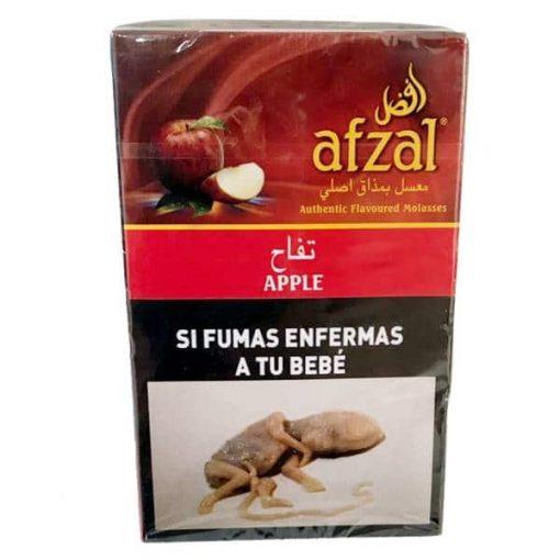 tabaco afzal apple narguile precios online
