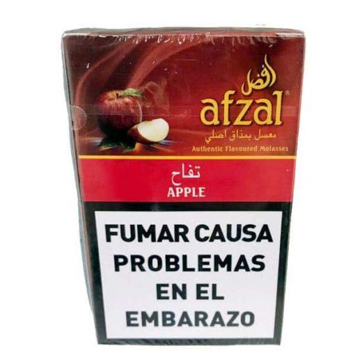 tabaco afzal apple narguile venta online