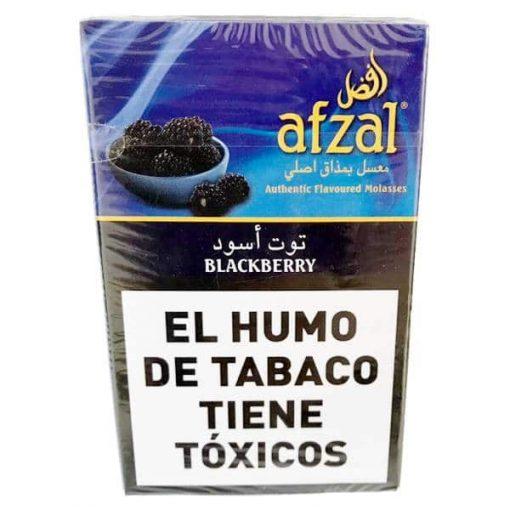 tabaco afzal blackberry narguile precios online