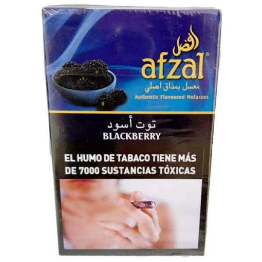tabaco afzal blackberry narguile venta