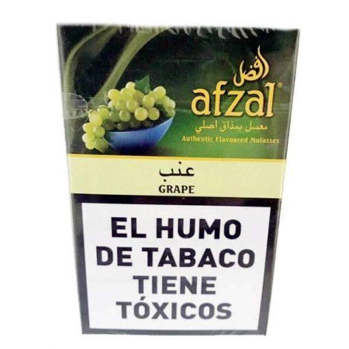 tabaco afzal grape narguile precios baratos