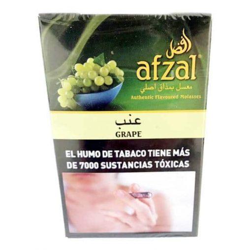 tabaco afzal grape narguile venta