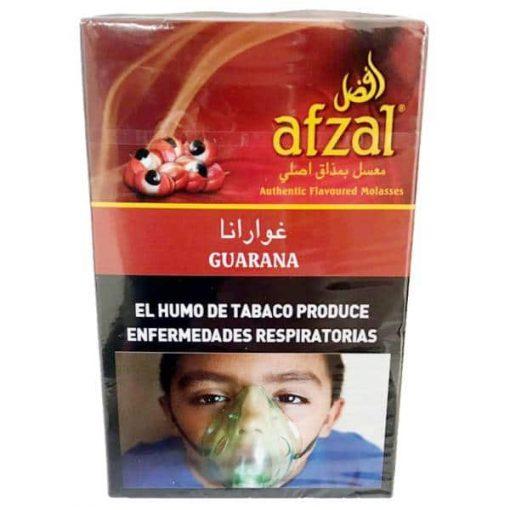 tabaco afzal guarana narguile precios online