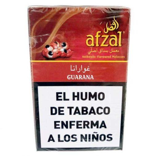 tabaco afzal guarana narguile venta